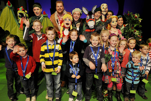 Tournee Sprookjesboom de Musical van start