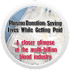 Plasma Donation Book icon