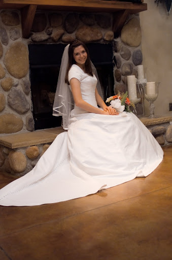 Modest Wedding Dresses UK