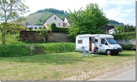Mosel Schleich Stellplatz