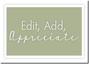 editaddappreciate