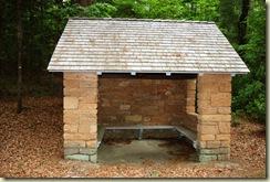 entrance shelter