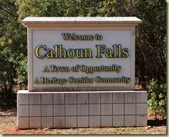 CF Town Sign