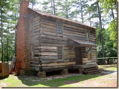 0Old Log House