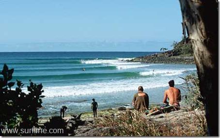 Noosa. Foto: surfline.com
