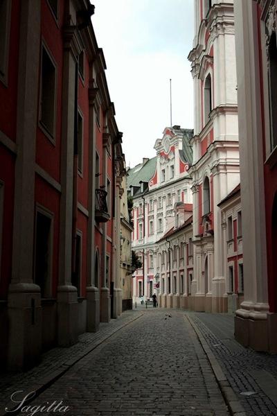 Poznan by Sagitta