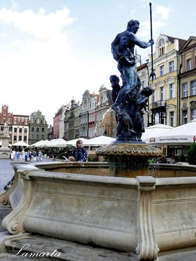 Poznan by Lamarta - rynek