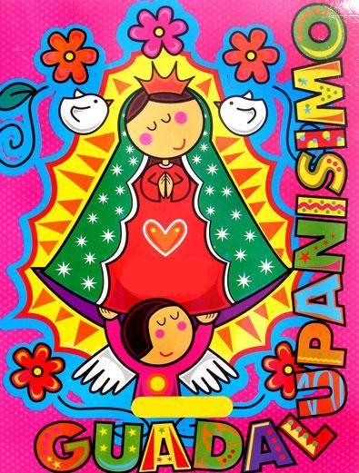 Dibujos de virgencitas pindados de mil colores for De mil colores