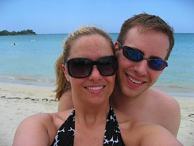 Jamaican honeymoon