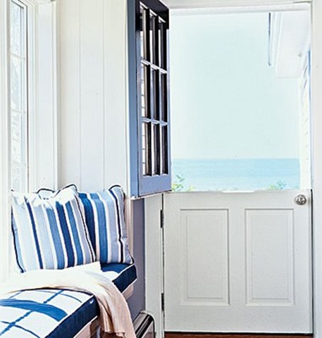 Inspiration - Dutch Door - Coastal Living Mag