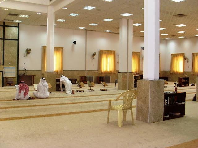 بالصور: شاهد نظافة وترتيب مساجد الكويت