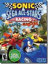 Sega Racing Boxart