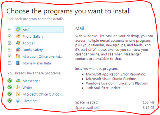 Technology Blog Vikas Goyal Windows Live Latest
