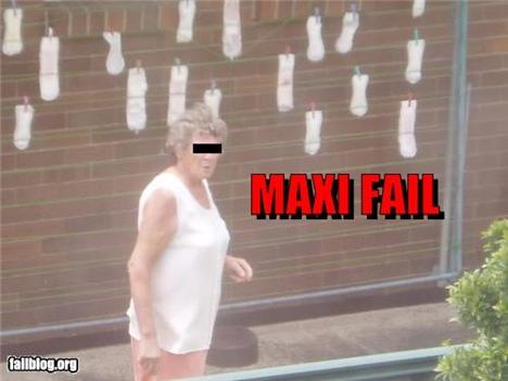 Maxi Fail