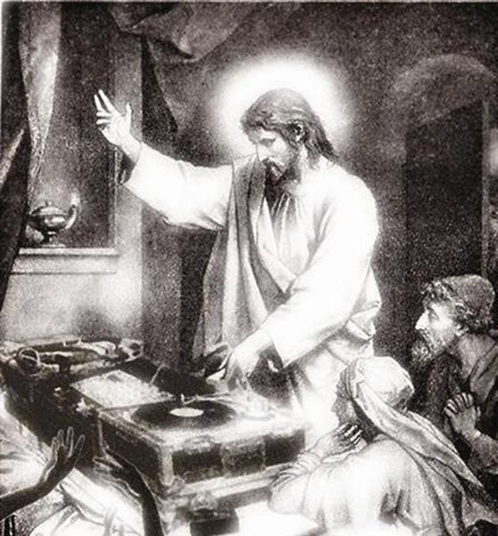 Jesus DJ