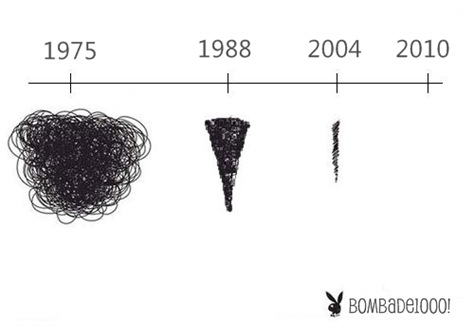Playboy evolution