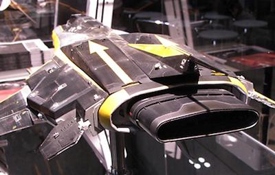 Space Battleship Yamato Yamato%20Prop%20Event-17