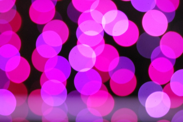 Pink and purple bokeh (4)