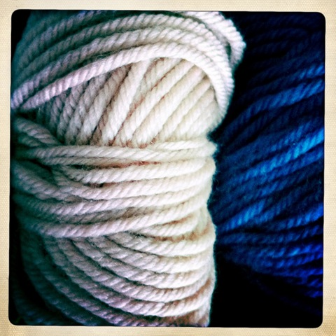 January - yarn