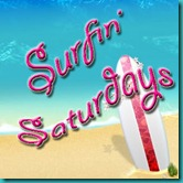 surfin saturday-Button