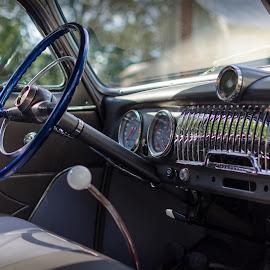 Dashing by RomanDA Photography - Transportation Automobiles ( car, carolina, street, summer, north, classic )