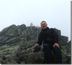 Jotunheimen Tobias opp Besseggen