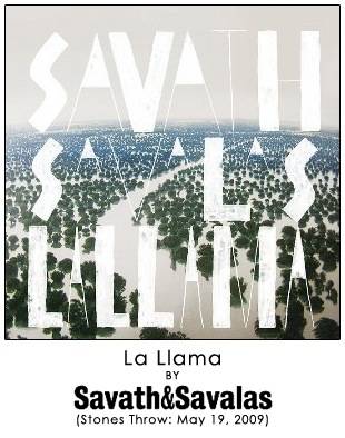 La Llama by Savath & Savalas