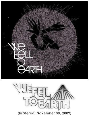 We Fell To Earth (Self-Titled)