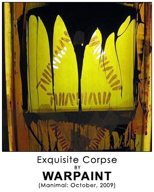 Exquisite Corpse by Warpaint