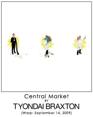Central Market by Tyondai Braxton