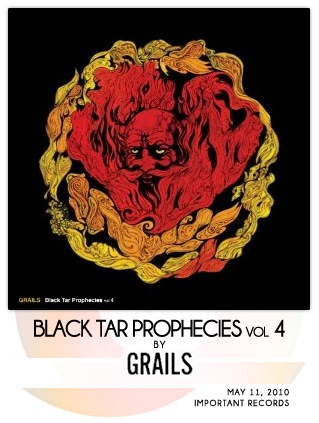 Black Tar Prophecies, Vol. 4 by Grails