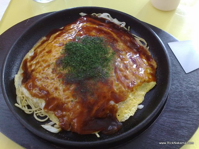 www.RickNakama.com Shochan Okonomiyaki