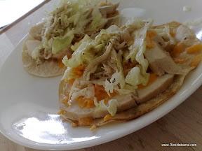 www.RickNakama.com Chicken Taco