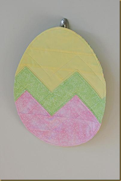 2 zig zag egg