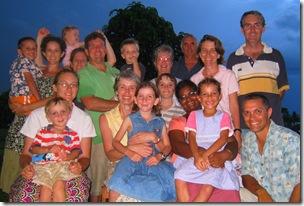 Recent Rumginae Missionaries gathering