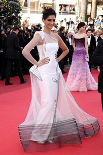 64th cannes film festival sonam kapoor jean paul gaultier