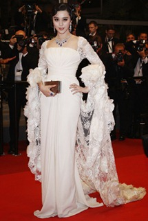 64th cannes film festival fang bing bing elie saab couture