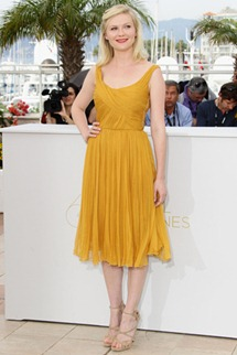 64th cannes film festival kirsten chloe