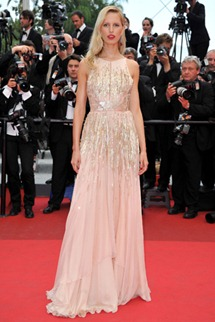 64th cannes film festival karolina kurkova