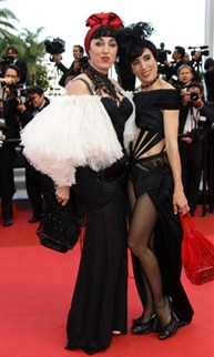 64th cannes film festival rossy de palma