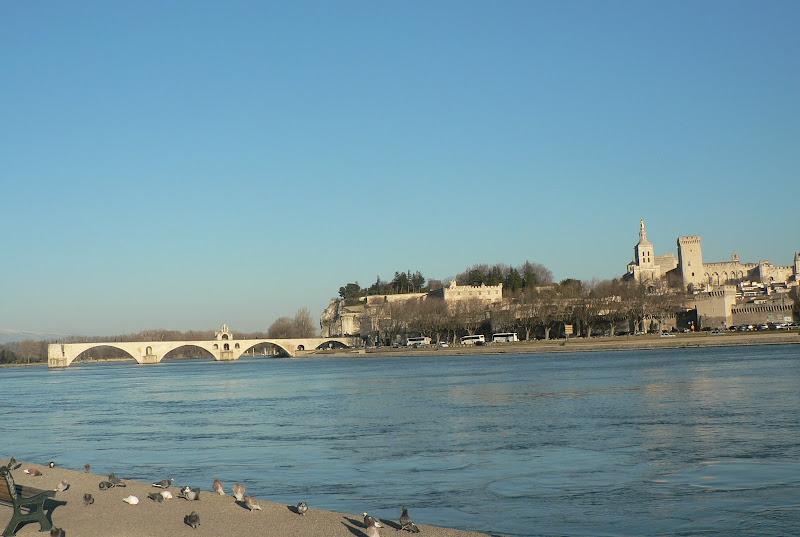 Avignon and its bridge