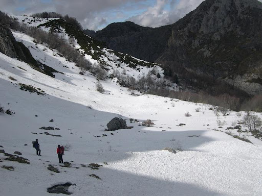 Descenso Cuesta el Arenin