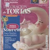 DECORACIÓN DE TORTAS N° 16