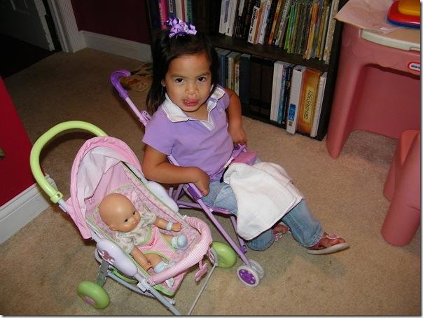 sarah stroller