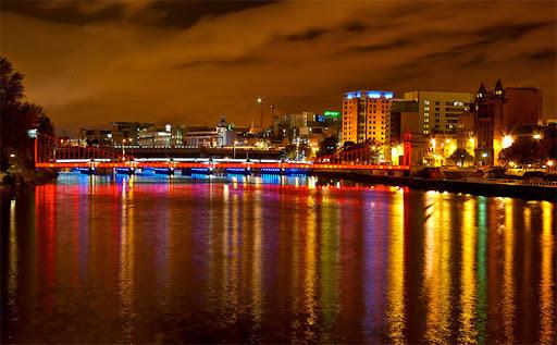 20 Beautiful City Lights At Night Photography