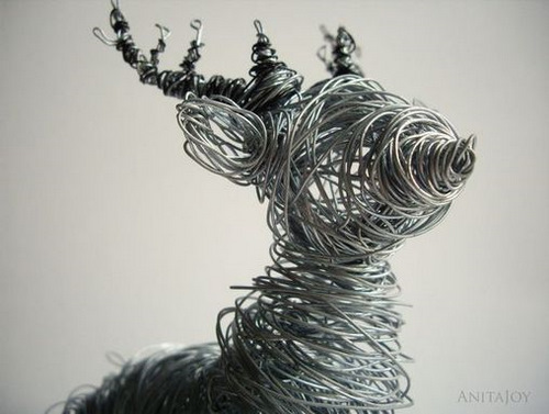 30 awesome examples of metal artwork