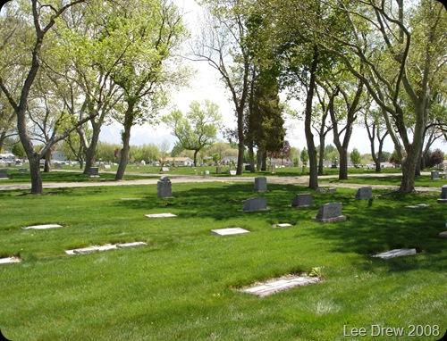 Lehi Utah Cemetery 5