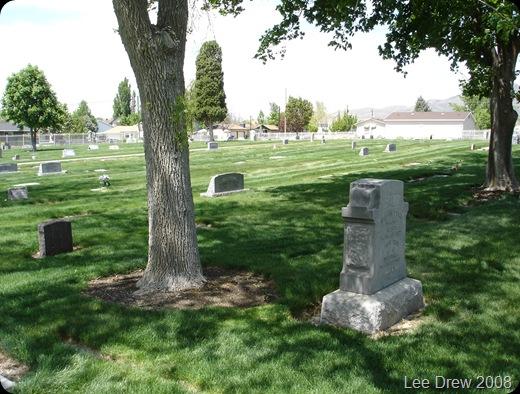 Lehi Utah Cemetery 8