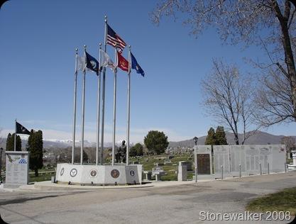 AF Cemetery Veterans Memorial
