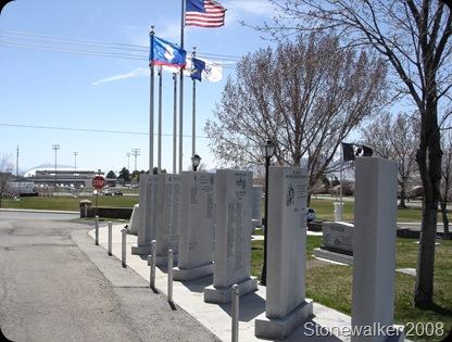 AF Cemetery Veterans Memorial 2